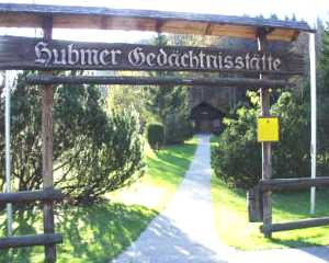 Museumseingang in Na�wald